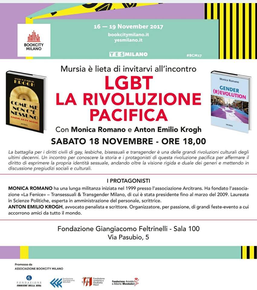 LGBT - Rivoluzione pacifica