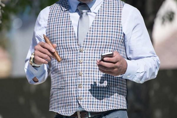 Businessmen casual