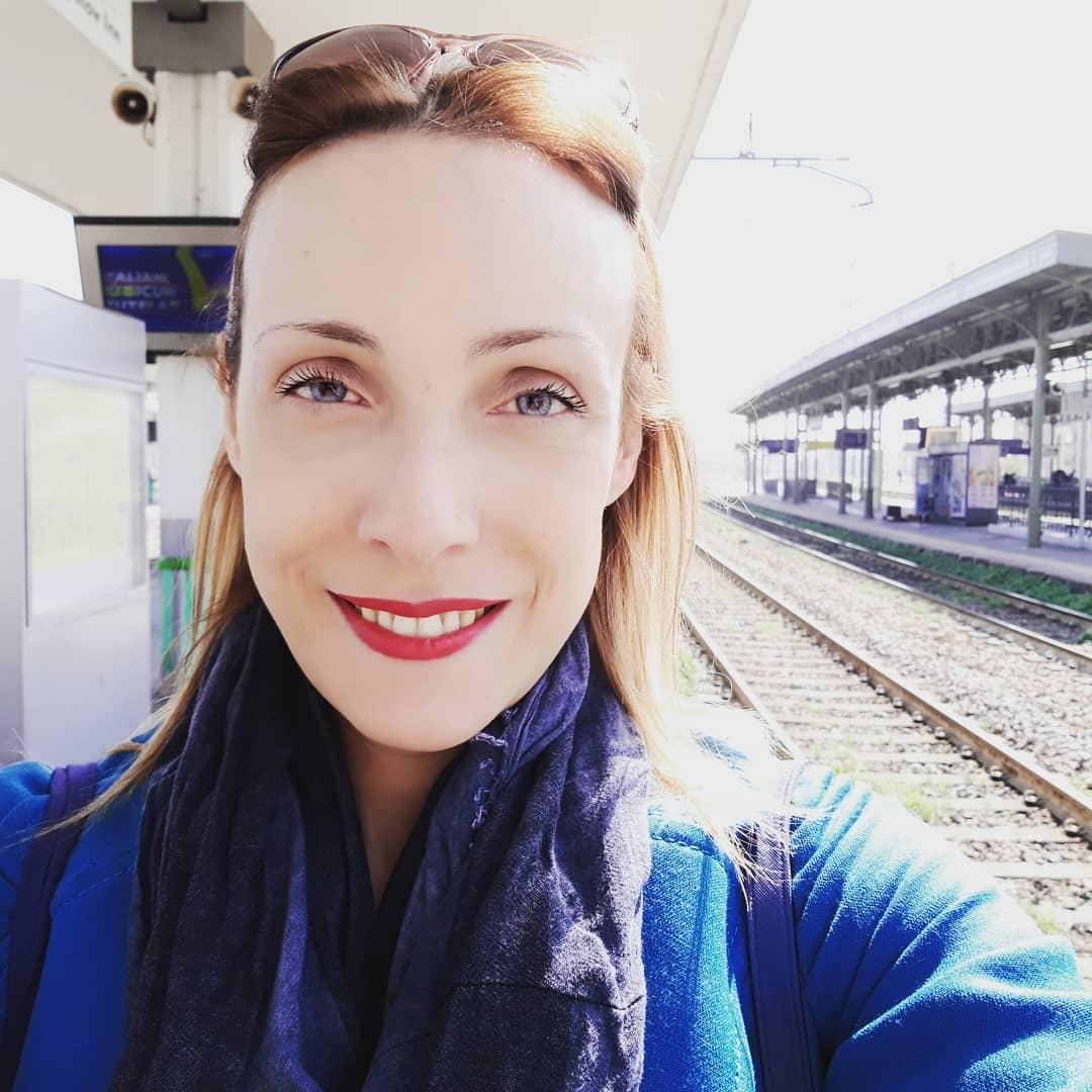 volto di monica romano donna e attivista transgender scrittrice relatrice hr recruiter diversity and inclusion specialist