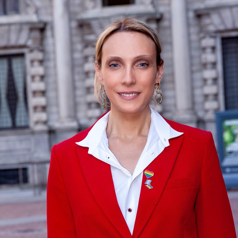 Monica Romano, consigliera eletta a Milano